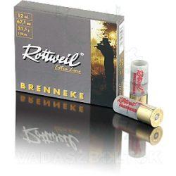 RWS 12/70 Brenneke 2316892 Sörétes Lőszer