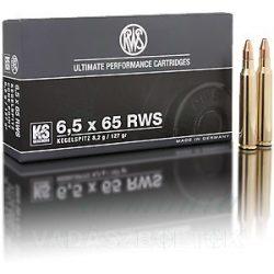 RWS 6,5x65 8,2g KS 2116979 Golyós Lőszer