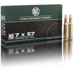 RWS 7x57 8,0g KS 2117339 Golyós Lőszer