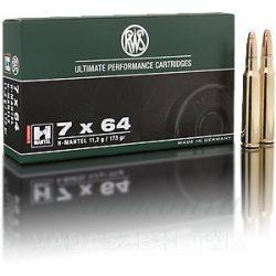 RWS 7x64 11,2g HML 2117517 Golyós Lőszer