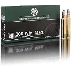 RWS .300 WM 11,7g UNI 2117657 Golyós Lőszer