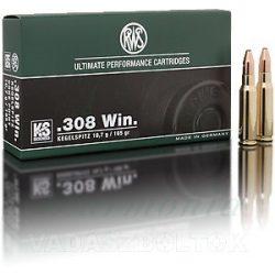 RWS .308W 10,7g KS 2117789 Golyós Lőszer