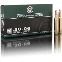 RWS .30-06 10,7g KS 2117800 Golyós Lőszer