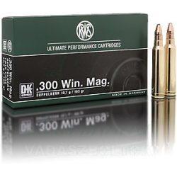 RWS .300 WM 10,7g DK 2117878 Golyós Lőszer