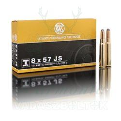 RWS 8x57JR 12,7g TML 2117886 Golyós Lőszer