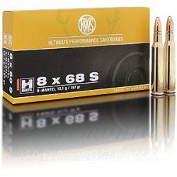 RWS 8x68S 12,1g HML 2118114 Golyós Lőszer