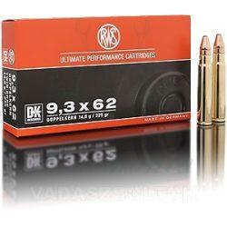 RWS 9,3x62 14,6g DK 2118165 Golyós Lőszer