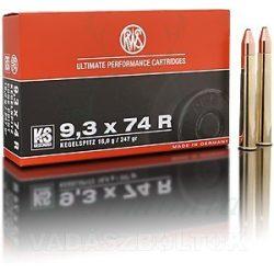 RWS 9,3x74R 16,0g KS 2118297 Golyós Lőszer