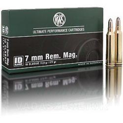 RWS 7mm RM 11,5g ID 2118491 Golyós Lőszer
