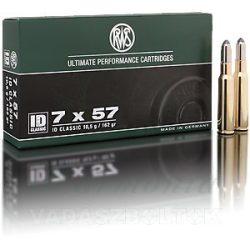 RWS 7x57 10,5g ID 2118513 Golyós Lőszer