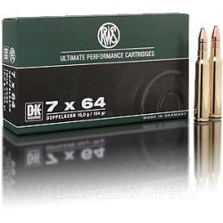 RWS 7x64 10,0g DK 2118556 Golyós Lőszer