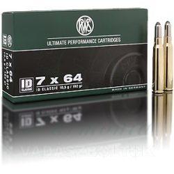 RWS 7x64 11,5g ID 2118599 Golyós Lőszer