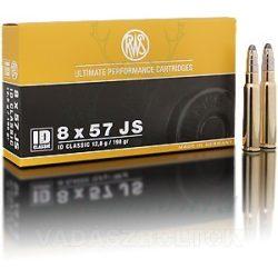 RWS 8x57JS 12,8g ID 2119226 Golyós Lőszer