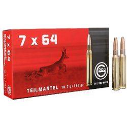 Geco 7x64 10,7g TML 2123312 Golyós Lőszer