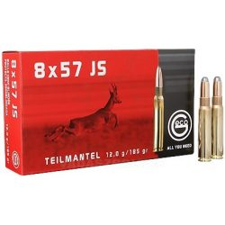 Geco 8x57JS 12,0g TML 2123339 Golyós Lőszer