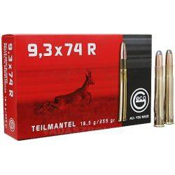 Geco 9,3x74R 16,0g TML 2123347 Golyós Lőszer