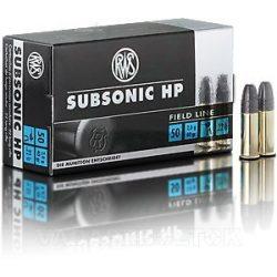 RWS .22LR Subsonic 2132664