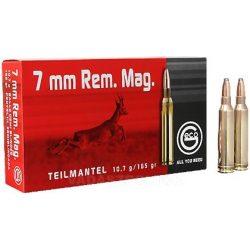 Geco 7mmRM 10,7g TML 2314512 Golyós Lőszer