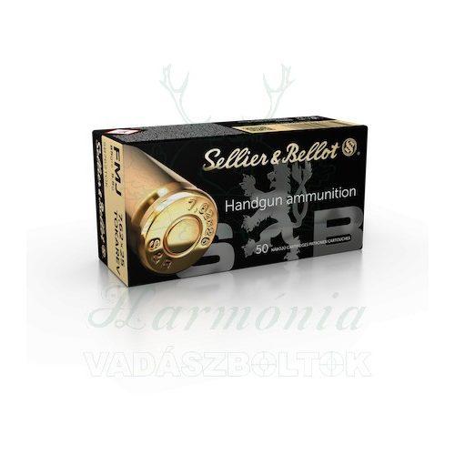 Sellier & Bellot 7,62x25 Tokarev FMJ 5,5g V310112