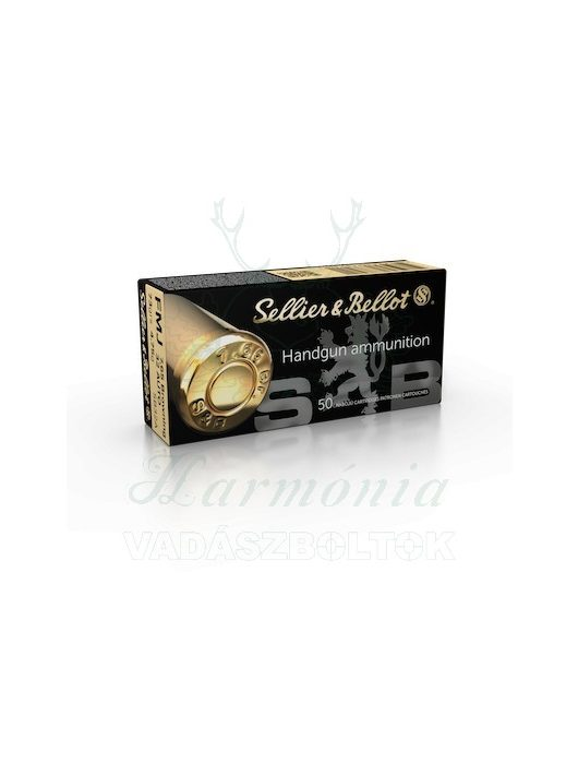 Sellier & Bellot 7,65 Browning FMJ 4,75g V310232
