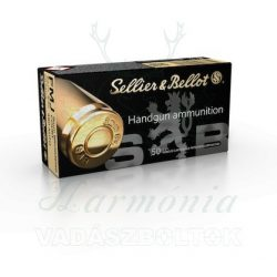Sellier & Bellot 9 Browning FMJ 6,0g V310332