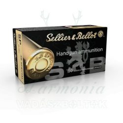 Sellier & Bellot .38 Special SP 10,25g V311052