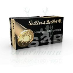 Sellier & Bellot .357 Magnum SP 10,25g V311432