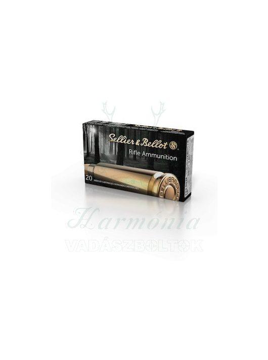 Sellier & Bellot .222 R SP 3,2g 2913 V330122 Golyós Lőszer