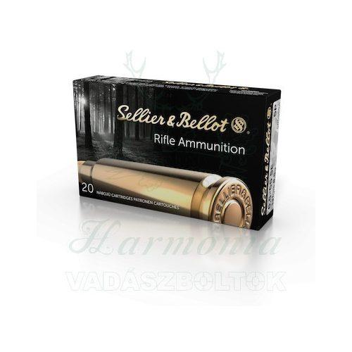 Sellier & Bellot 6,5x55 SP 9,1g 2928 V330572 Golyós Lőszer