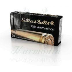 Sellier & Bellot 6,5x52R SP 7,6g 2925 V330552 Golyós Lőszer