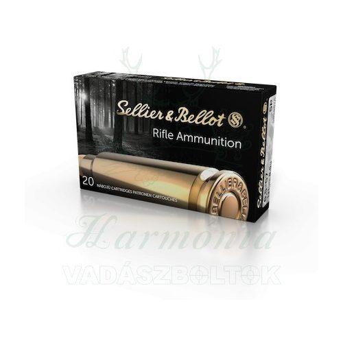 Sellier & Bellot 6,5x57 SP 8,5g 2923 V330632 Golyós Lőszer