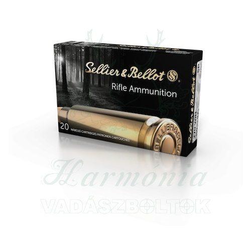 Sellier & Bellot .270W SP 9,7g 2927 V330852 Golyós Lőszer