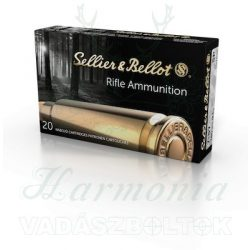 Sellier & Bellot 7x57R SP 9,0g 2931 V331032 Golyós Lőszer