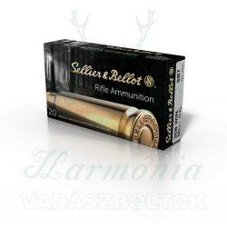 Sellier & Bellot .308W SBT Sier 11,7g 2160 V331372 Golyós Lőszer