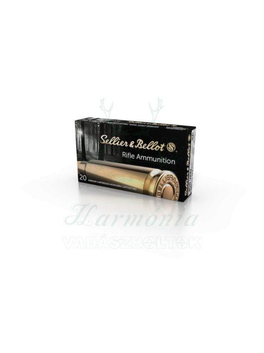 Sellier & Bellot .308W FMJ 9,5g 2908 V332212 Golyós Lőszer