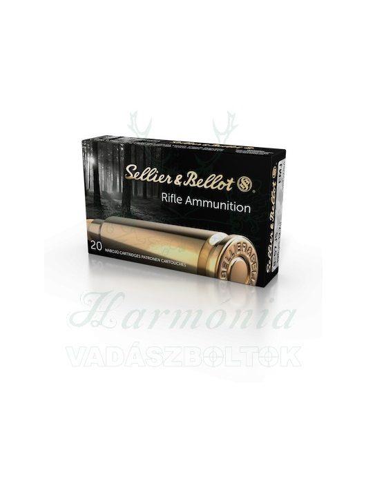 Sellier & Bellot 8x57JS HPC Torp 12,7g 2986 V331822 Golyós Lőszer