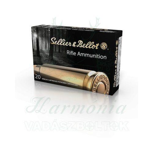 Sellier & Bellot 9,3x62 SP 18,5g 2952 V332052 Golyós Lőszer
