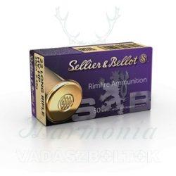 Sellier & Bellot .22 LR HV HP 355017 Golyós Lőszer