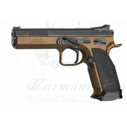 CZ 75  Tactial Sport Orange 9mm Luger Pisztoly