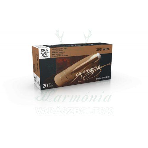 Sellier & Bellot .308W XRG 11,7g 2970 V340002 Golyós Lőszer