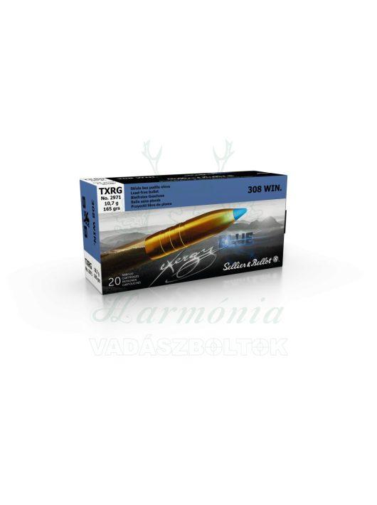 Sellier & Bellot .308W TXRG 10,,7gr 2971 V340152 Golyós Lőszer