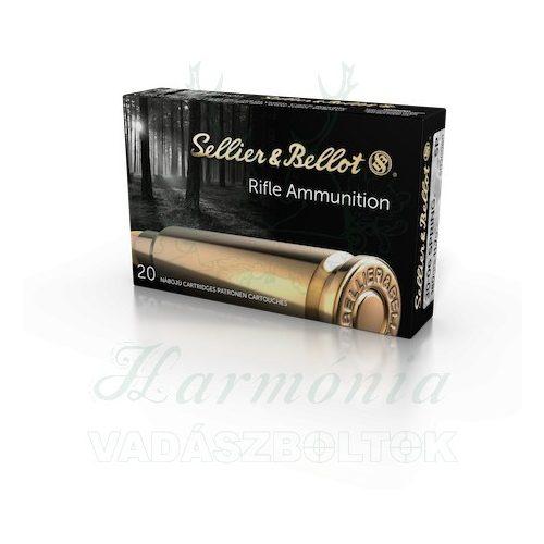 Sellier & Bellot .30-06 SPCE 11,7g 2935 V331772 Golyós Lőszer