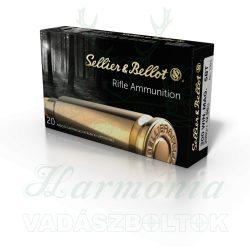 Sellier & Bellot .300WM SBT Sier 12,9g 2165 V332632 Golyós Lőszer