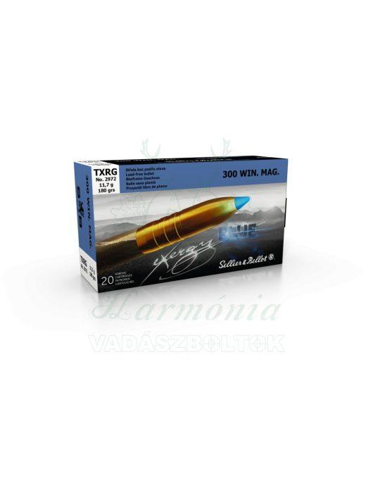 Sellier & Bellot .300WM TXRG 11,7gr 2972 V340172 Golyós Lőszer
