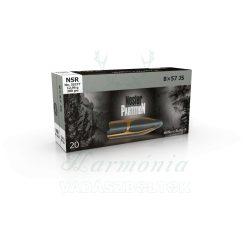 Sellier & Bellot 8x57JS NSR Nosler 12,9g 35277 V340302 Golyós Lőszer