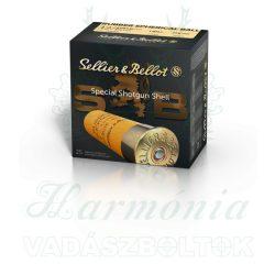 Sellier & Bellot 12/67,5 Rubber gumigolyós 1szem V075212 Sörétes Lőszer