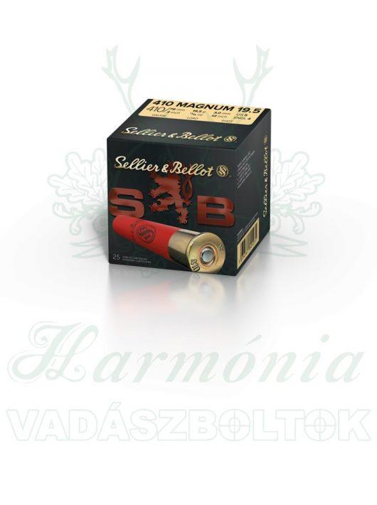Sellier & Bellot 410/76 Magnum 2,75mm 19,5g V136172 Sörétes Lőszer