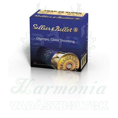 Sellier & Bellot 12/70 Trap Super 2,41mm28g V002322 Sörétes Lőszer
