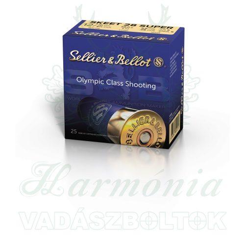 Sellier & Bellot 12/70 Skeet Super 2,0mm 24g Sörétes Lőszer