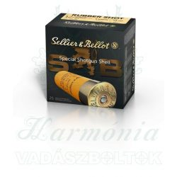 Sellier & Bellot 12/67,5 Rubber gumigolyós 9 szem V075242 Sörétes Lőszer
